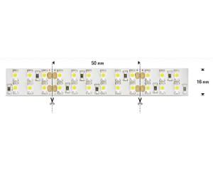 NOSER High Power LED-Strip, Farbe blau, INDOOR, 12VDC, 84W