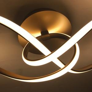 LED Deckenleuchte JACKSON 26W, 1850lm, 2800K
