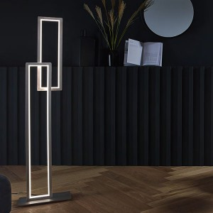 LED Stehleuchte VISO - überzeugt mit einem modernen Design