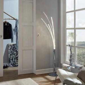 LED Stehleuchte AMMARI - funkelndes, energieeffizientes Licht