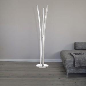 LED Stehleuchte SEATTLE -  Leuchtwunder, unabhängig von Zeit und Raum