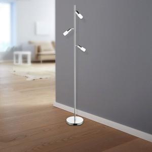 LED Stehleuchte ATKINS -  satiniertes Acrylglas und die moderne LED-Technologie