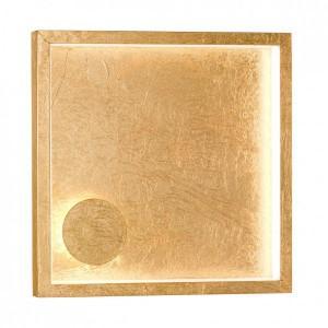LED Wandleuchte LETIZIA - goldenes, warmes Licht