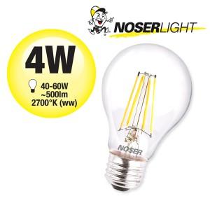 """""""SENSE"""" Filament LED - Eine für Tag und Nacht! Art. Nr. 418.04S"""