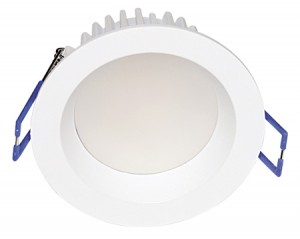 NOSER LED-Downlight 13W, 800lm, Farbe weiss, 3000°K, dimmbar