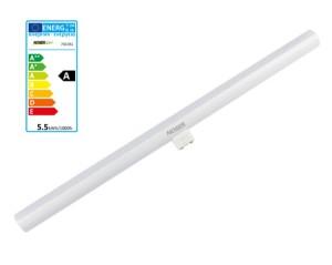 NOSER LED Linienlampe S14d, 5W, 450lm, 2700°K, 300mm, DIMMBAR, Art. Nr.730.051D