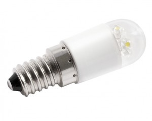 NOSER-MINI LED  - LED-Birnenlampe, 0.8W,  220-240V, +--30lm, warm weiss (ww)