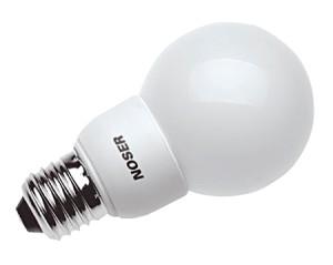 NOSEC-T E27 7W, 827 - 2700K- warmweiss