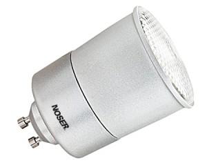 Nosec-GU10 13W, 827 - 2700K- warm weiss