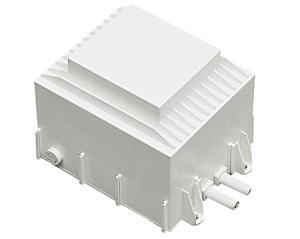Halogen-Sicherheitstransformer, 230V primaer,11,5V sekundaer, 200VA Leistung