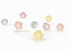 Battery Flowers 30