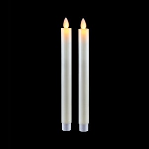 Battery Taper Candles 2