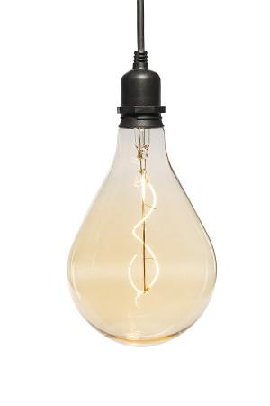 Battery Edison Bulb drop