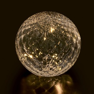 Hergiswil Glass Ball clear