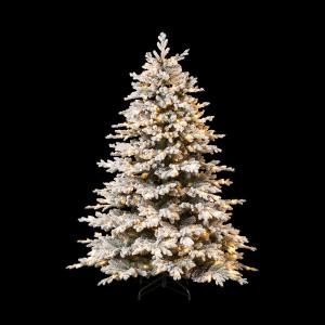 LED Snowed Tree 180