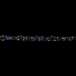 LED Angel Drops multi 150