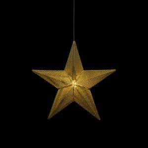 Imperial Metal Star gold