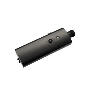 Recharge Akku , 3600mAh - with USB , Timer 6/18, indoor&outdoor, schwarz,