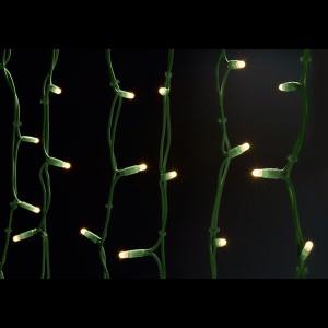 LED Curtain 6m, grün