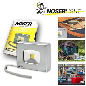 Mini LED-Strahler mit integrierter 4h Powerbank, Art.-Nr. 01-411T