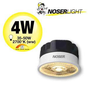 NOSER LED Modul MLED0440, 4W, 2700K, dimmbar