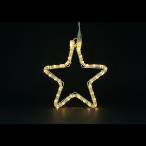 LED Mini Star, warmweiss