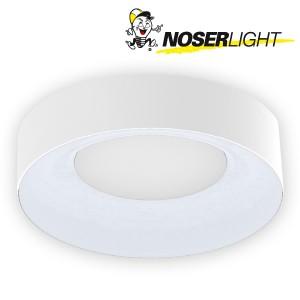 LED Deckenleuchte / Wandleuchte, CIRC, rund, weiss, 18W, CCT