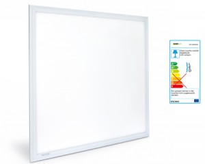 NOSER LED PRO-SERIES 40W, >3700lm, CRI>80, 120°, 600x600mm, Art. Nr. XPL-6060NW