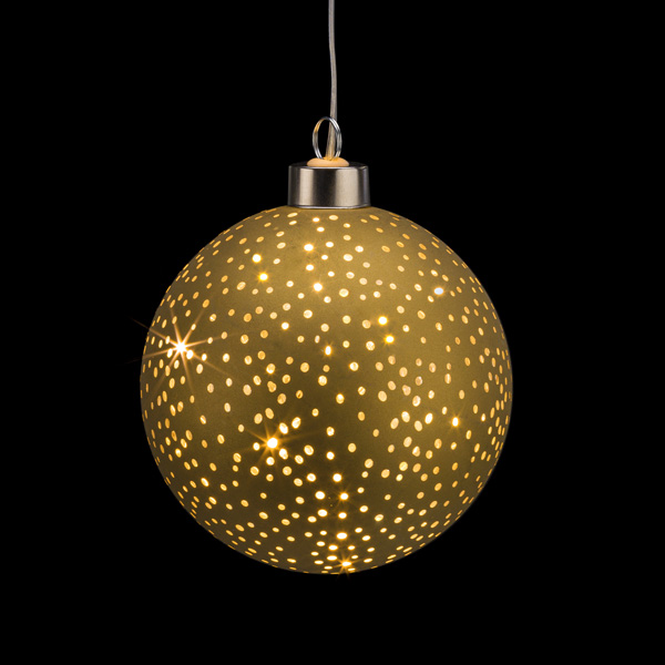 Glamour Ball gold S