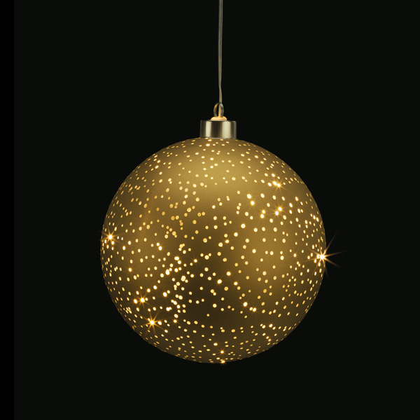 Glamour Ball gold L