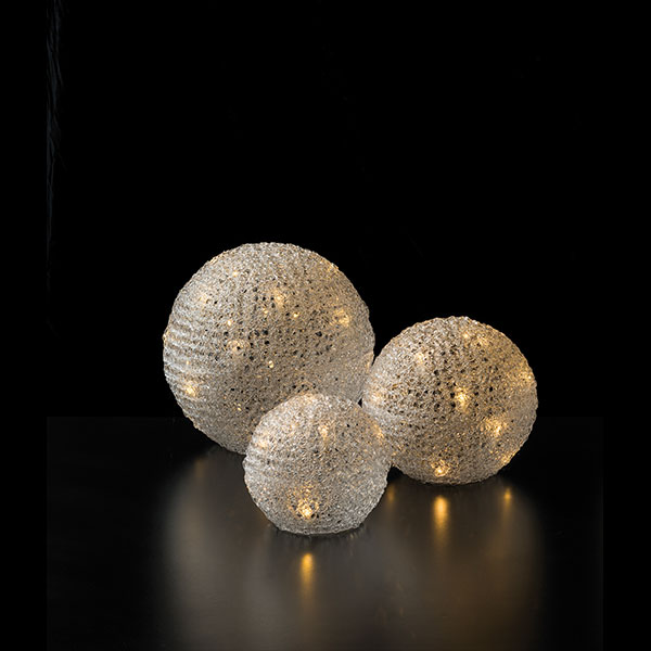 LED Ice Ball Set