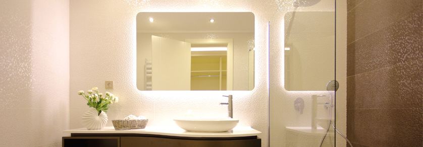 LED Soffitten & Linienlampen