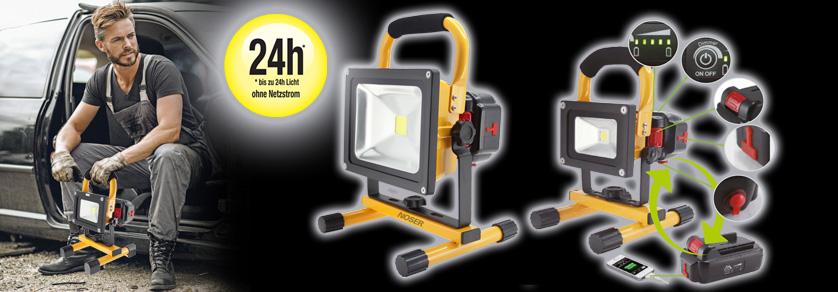 mobile LED - Strahler