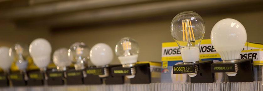 LED E27 Lampen